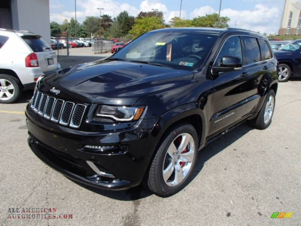 2014 jeep grand cherokee srt 4x4 in brilliant black crystal pearl photo 2 306557 all. Black Bedroom Furniture Sets. Home Design Ideas