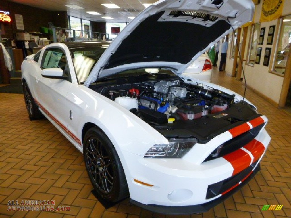 2014 ford mustang shelby gt500 svt performance package coupe in oxford white 260848 all. Black Bedroom Furniture Sets. Home Design Ideas