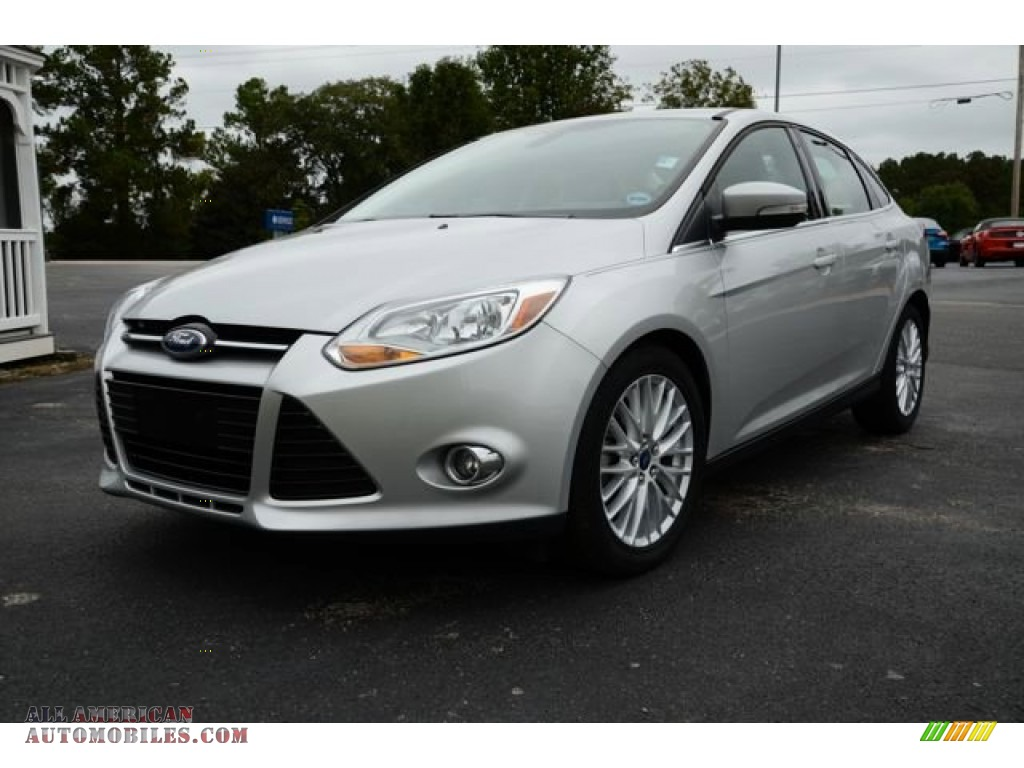 2012 ford focus sel sedan in ingot silver metallic photo 3 298778 all american automobiles. Black Bedroom Furniture Sets. Home Design Ideas
