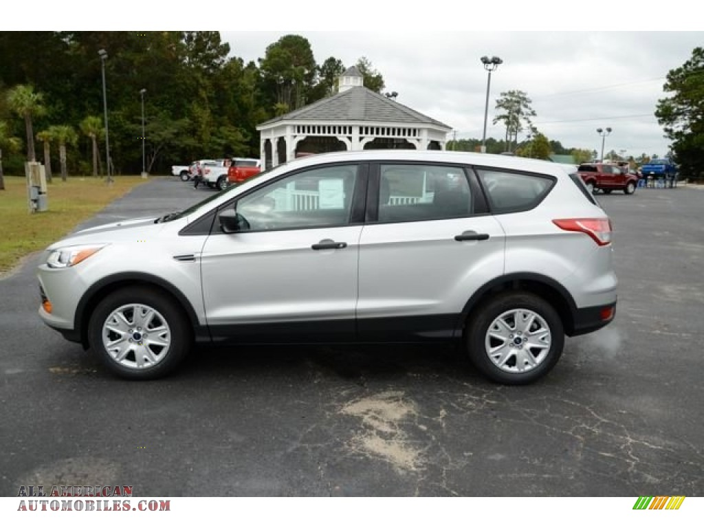 2014 Ford Escape S in Ingot Silver photo #8 - B22079 | All American ...