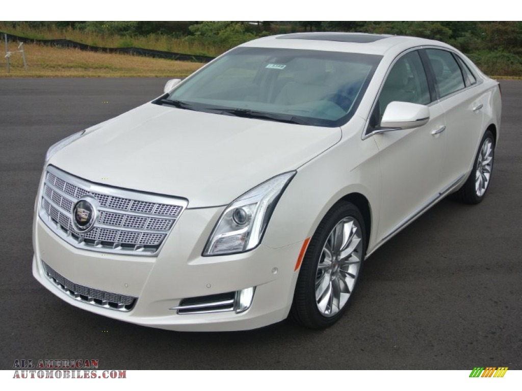 2014 cadillac xts platinum fwd in white diamond tricoat photo 2 162839 all american. Black Bedroom Furniture Sets. Home Design Ideas