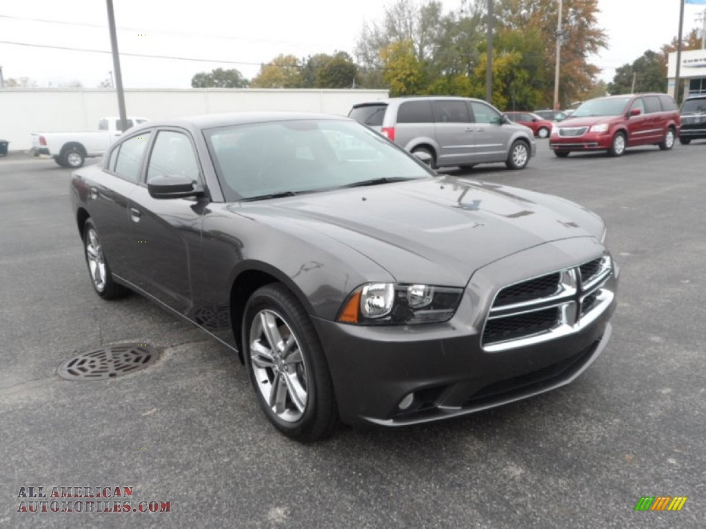 2014 dodge charger sxt plus awd in granite crystal metallic 156484 all american automobiles. Black Bedroom Furniture Sets. Home Design Ideas