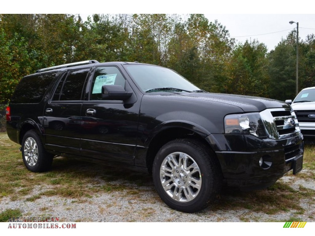 2014 ford expedition el limited in tuxedo black f08822 all american automobiles buy. Black Bedroom Furniture Sets. Home Design Ideas