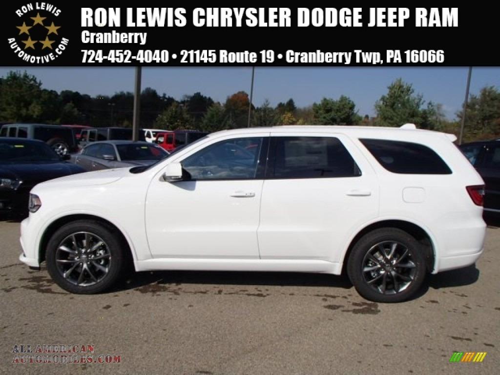 2014 Dodge Durango R/T AWD in Bright White - 314117 | All ...