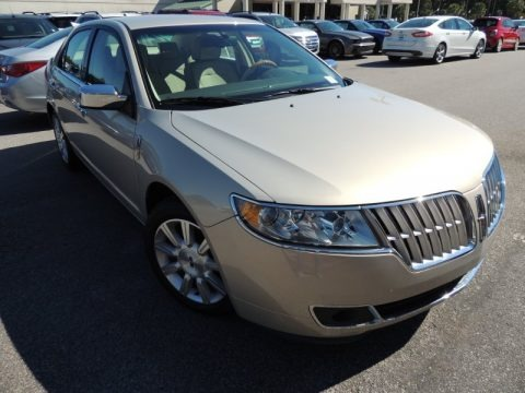 Smoke Stone Metallic 2010 Lincoln MKZ FWD