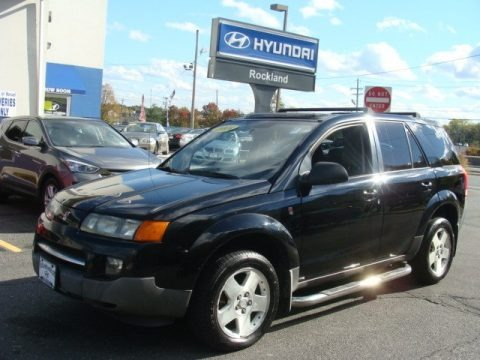 Black Onyx 2004 Saturn VUE V6