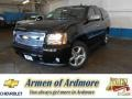 Chevrolet Suburban LTZ 4x4 Black photo #1