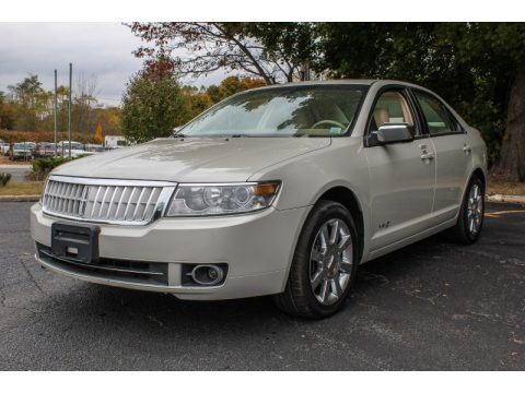Dune Pearl Metallic 2007 Lincoln MKZ AWD Sedan
