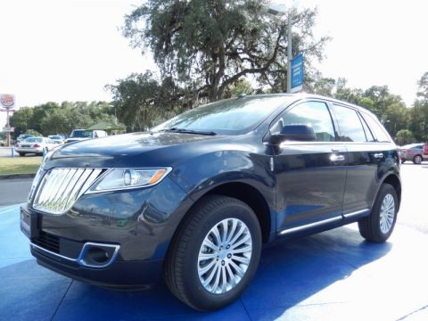 Smoked Quartz 2013 Lincoln MKX FWD
