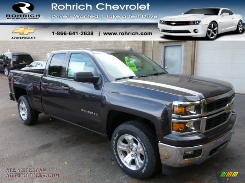 2014 chevrolet silverado 1500 ltz z71 double cab 4x4 in tungsten metallic photo 2 175153. Black Bedroom Furniture Sets. Home Design Ideas