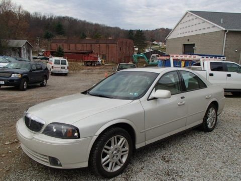 Cashmere Tri-Coat 2005 Lincoln LS V8