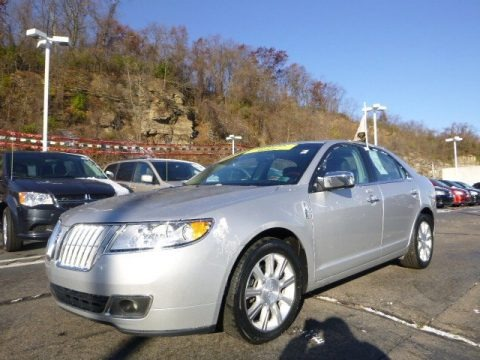 Brilliant Silver Metallic 2010 Lincoln MKZ FWD