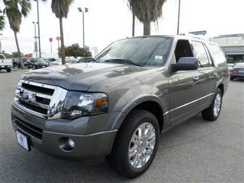Sterling Gray 2014 Ford Expedition Limited