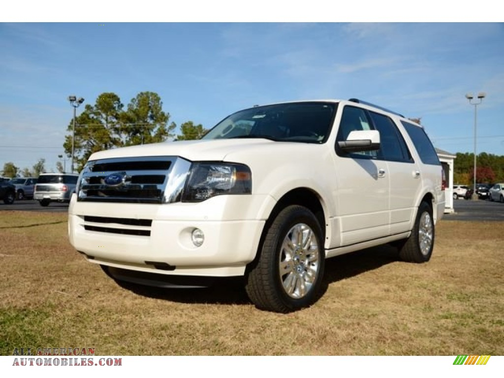 2014 ford expedition limited in white platinum f14311 all american. Cars Review. Best American Auto & Cars Review