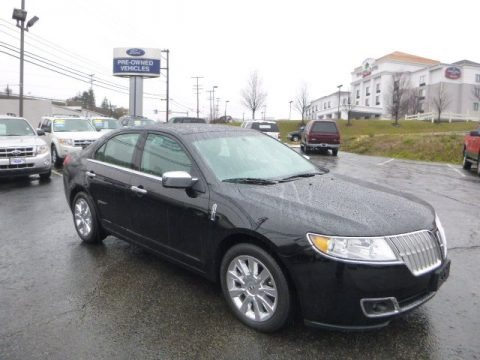 Black 2012 Lincoln MKZ AWD