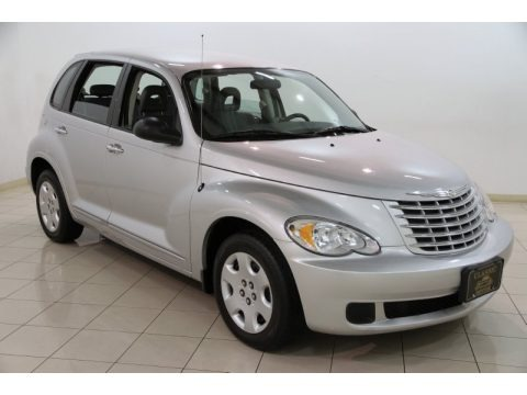 Bright Silver Metallic 2007 Chrysler PT Cruiser