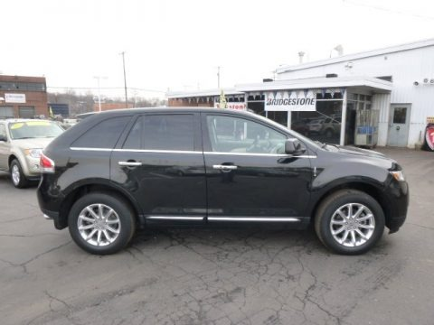 Black 2011 Lincoln MKX AWD