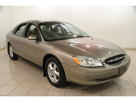 Arizona Beige Metallic 2003 Ford Taurus SE