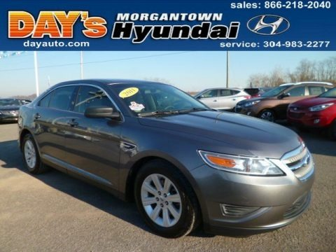 Sterling Grey 2011 Ford Taurus SE