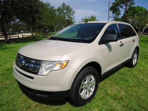 Light Sage Metallic 2007 Ford Edge SE