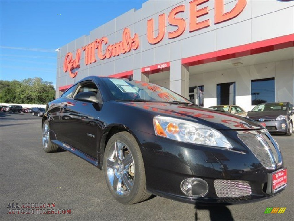 2009 pontiac g6 gxp coupe in carbon black metallic photo 18 207014 all american automobiles. Black Bedroom Furniture Sets. Home Design Ideas