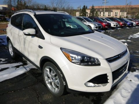 2014 ford escape titanium 2 0l ecoboost 4wd in white platinum for sale e05212 all american. Black Bedroom Furniture Sets. Home Design Ideas