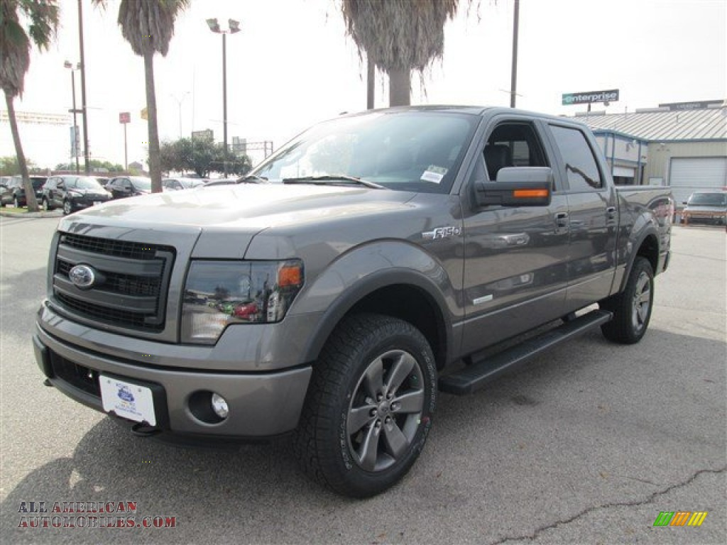 2014 ford f150 fx4 supercrew 4x4 in sterling grey a11978 all american automobiles buy. Black Bedroom Furniture Sets. Home Design Ideas