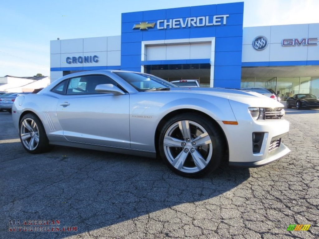 2013 chevrolet camaro zl1 in silver ice metallic 805203 all. Cars Review. Best American Auto & Cars Review