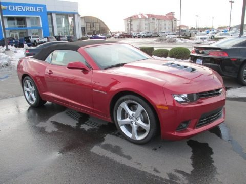 Chevrolet Camaro Ss Convertible For Sale All American