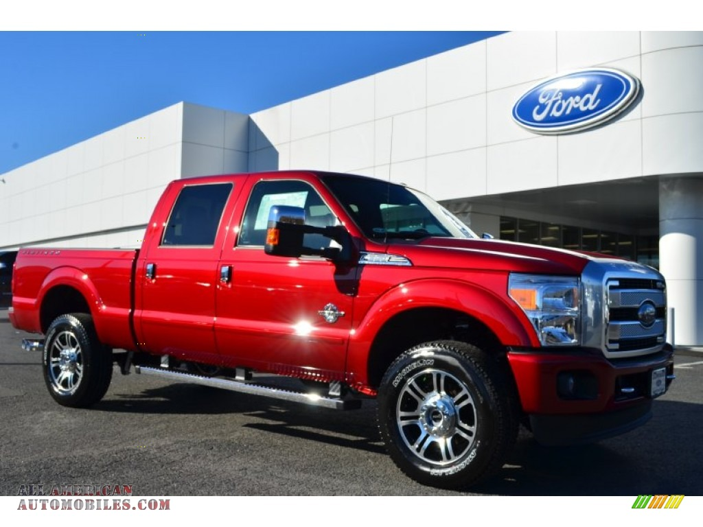 2015 f350 platinum ruby red for sale autos post. Black Bedroom Furniture Sets. Home Design Ideas