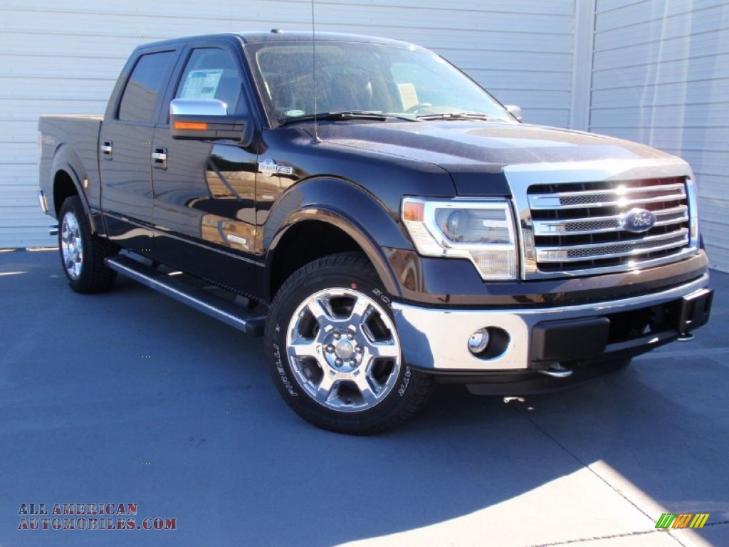 2013 ford f150 king ranch supercrew 4x4 in kodiak brown metallic e86665 all american. Black Bedroom Furniture Sets. Home Design Ideas