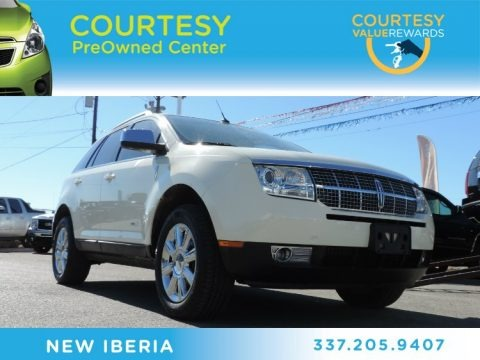 White Chocolate Tri Coat 2008 Lincoln MKX