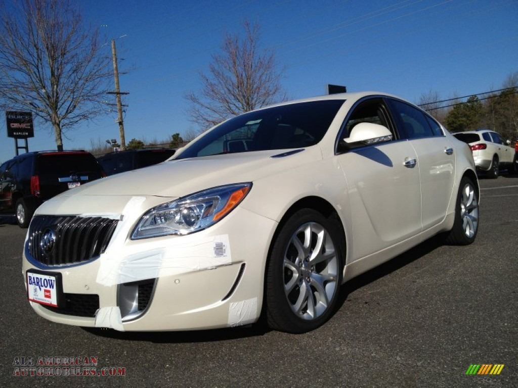 2014 buick regal gs in white diamond tricoat 223263. Black Bedroom Furniture Sets. Home Design Ideas