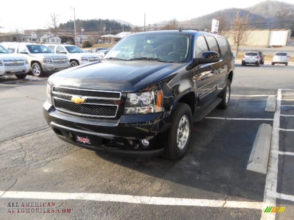 2014 chevrolet suburban lt 4x4 in black 185622 all american automobiles buy american cars. Black Bedroom Furniture Sets. Home Design Ideas