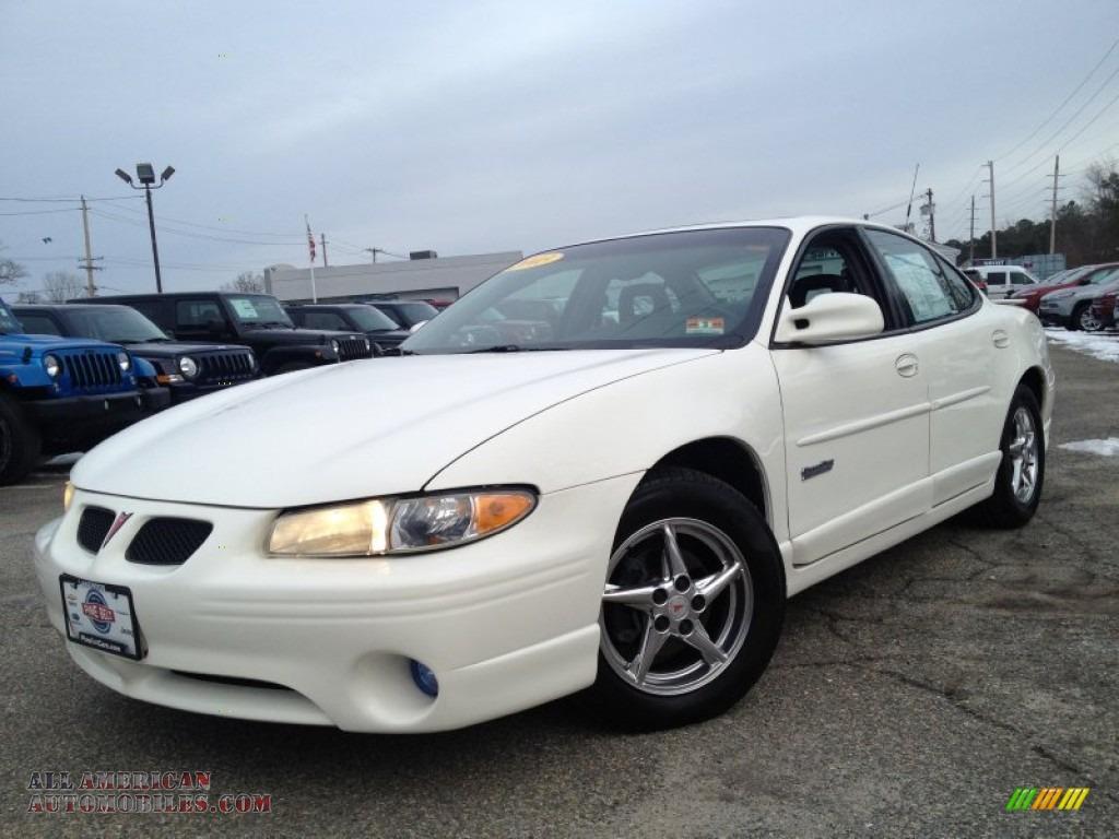 2003 pontiac grand prix gtp sedan in ivory white 149784 all american automobiles buy. Black Bedroom Furniture Sets. Home Design Ideas