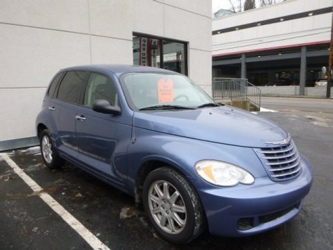 Marine Blue Pearl 2007 Chrysler PT Cruiser Touring