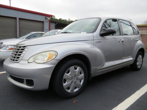 Bright Silver Metallic 2006 Chrysler PT Cruiser