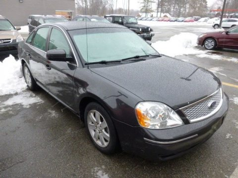 Alloy Metallic 2007 Ford Five Hundred SEL