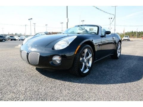 2007 Pontiac Solstice Gxp Roadster In Pure White Photo 2