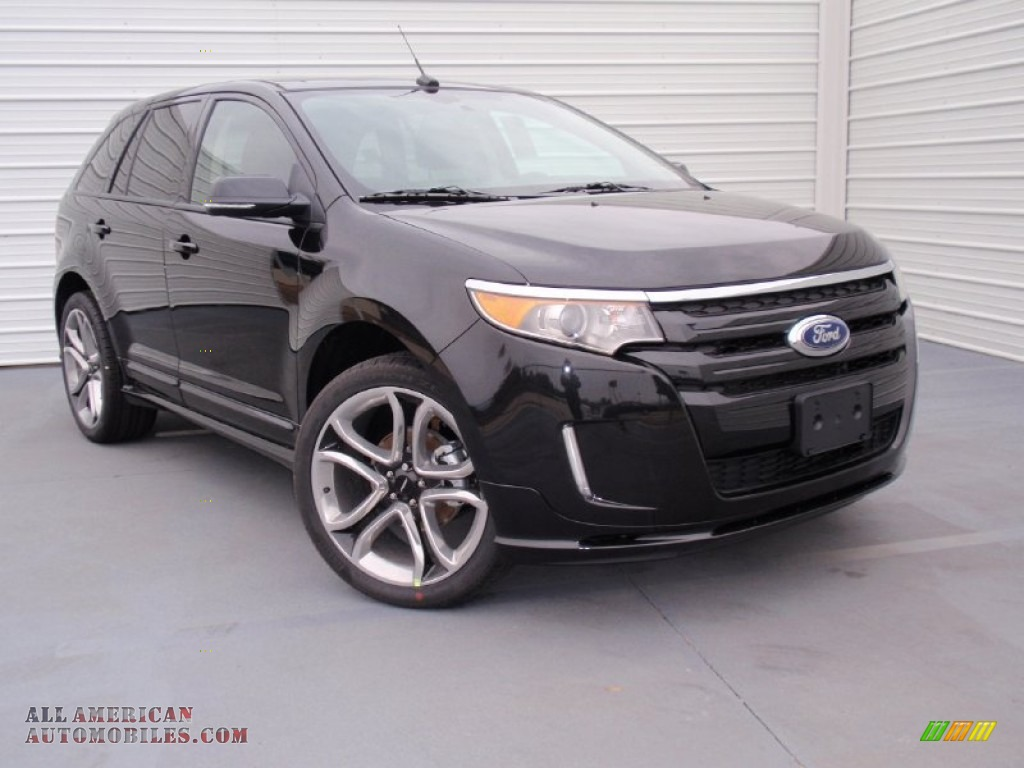 2014 ford edge sport in tuxedo black a24800 all american automobiles buy american cars for. Black Bedroom Furniture Sets. Home Design Ideas