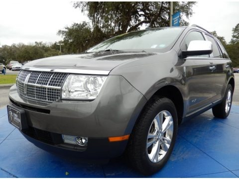 Sterling Grey Metallic 2010 Lincoln MKX FWD