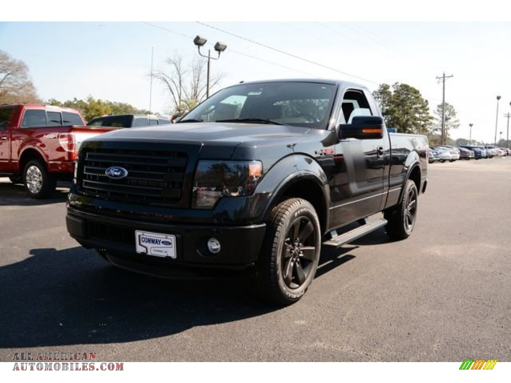 2014 ford f150 fx2 tremor regular cab in tuxedo black a66498 all american automobiles buy. Black Bedroom Furniture Sets. Home Design Ideas