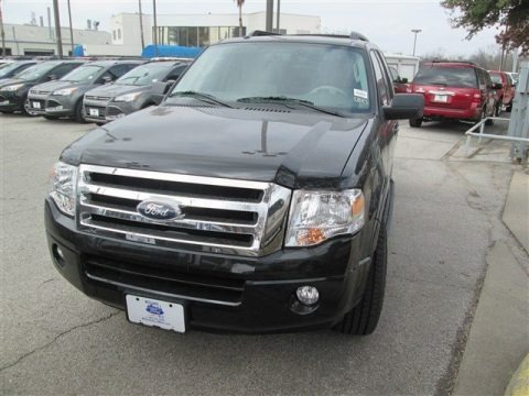 Tuxedo Black 2014 Ford Expedition XLT