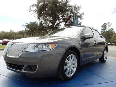 Sterling Grey Metallic 2011 Lincoln MKZ FWD