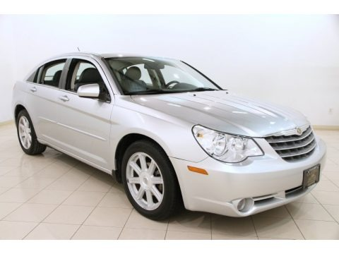 Bright Silver Metallic 2007 Chrysler Sebring Limited Sedan