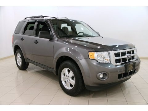 Sterling Gray Metallic 2012 Ford Escape XLT V6