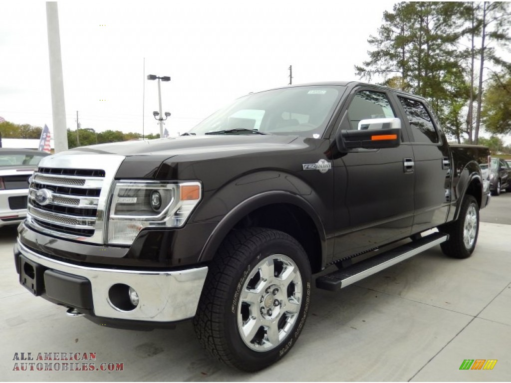 2014 ford f150 king ranch supercrew 4x4 in kodiak brown d49849 all american automobiles. Black Bedroom Furniture Sets. Home Design Ideas