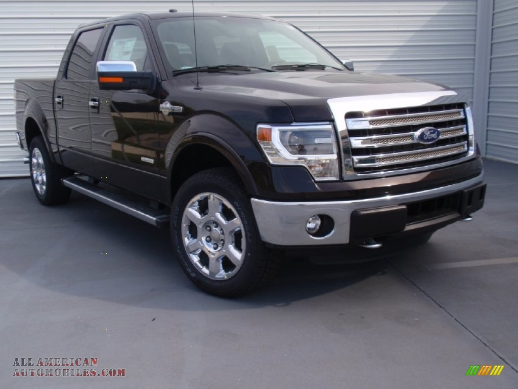 2014 ford f150 king ranch supercrew 4x4 in kodiak brown. Black Bedroom Furniture Sets. Home Design Ideas
