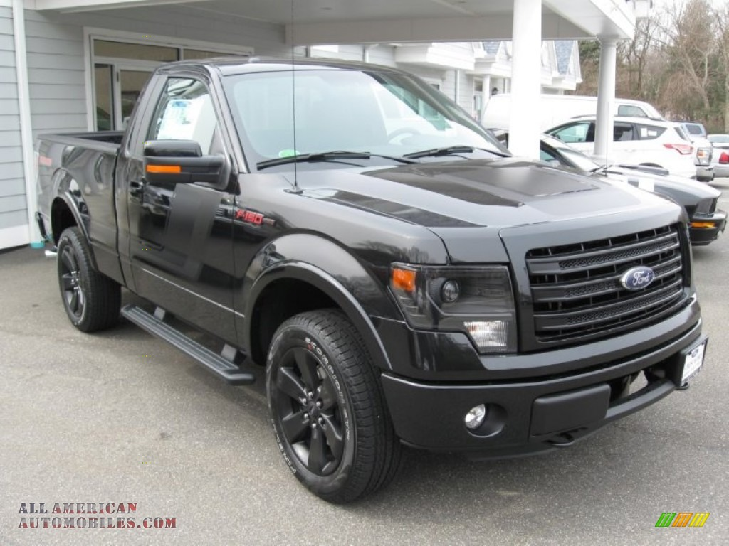2014 ford f150 fx4 tremor regular cab 4x4 in tuxedo black b13621 all american automobiles. Black Bedroom Furniture Sets. Home Design Ideas