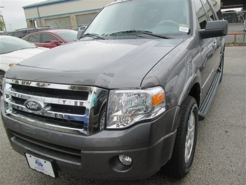 Sterling Gray 2014 Ford Expedition EL XLT
